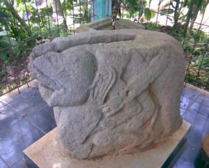 Patung Gajah Indra